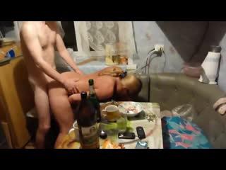 ебу соседку при своей жене) она снимает) домашнее частное русское порно анал минет отсос