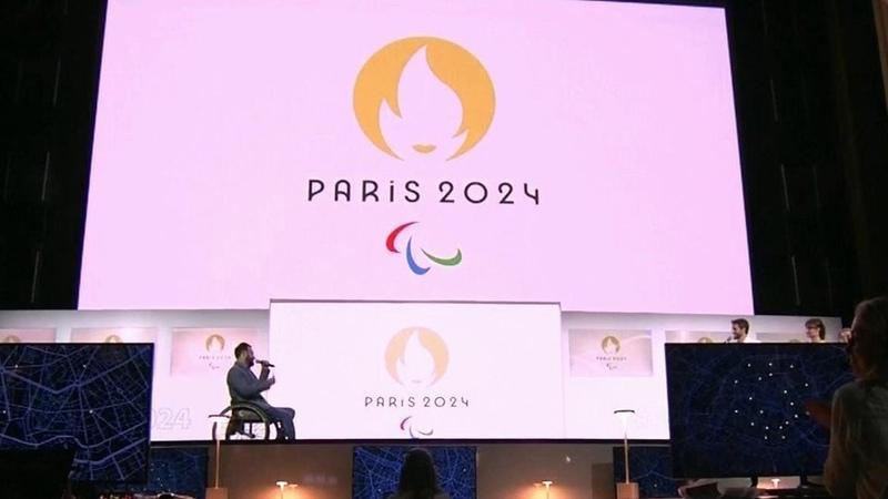 Золотую медаль, олимпийский огонь иМарианну объединила всебе эмблема летней Олимпиады 2024 года вПариже. Новости. Первый канал