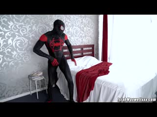 Maitland Ward This Is Not Spider-Man  black  roleplay