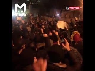 В Иране начались антиправительственные протесты Рифмы и Панчи