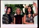Блестящие Новогодний прогноз погоды на канале ТВ 6 2000 2001 г