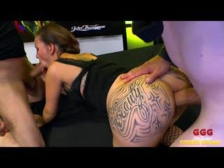 Germany anal gangbang(porn,порно)