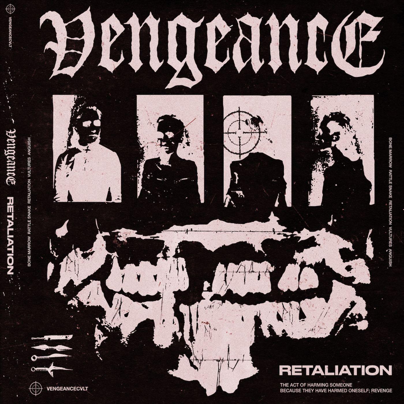 Vengeance - Retaliation [EP] (2020)