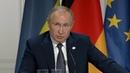 Владимир Путин об убитом в Германии гражданине Грузии он был организатором терактов
