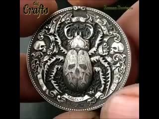 Оригинальные монеты с сюрпризами - Заметки строителя