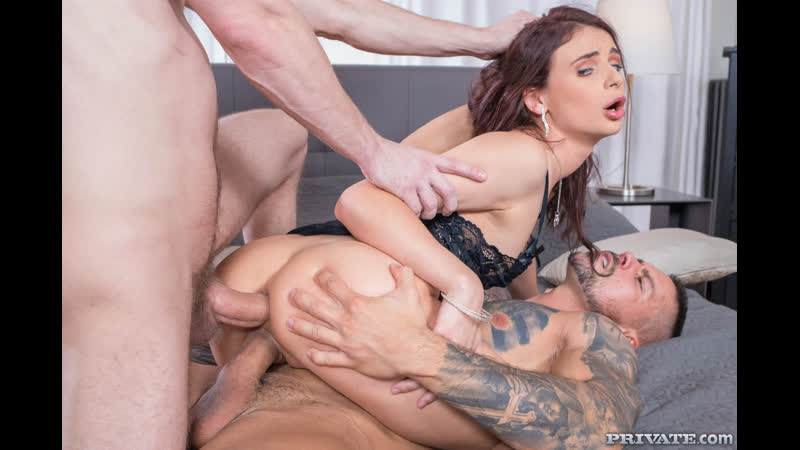 Kate Rich Enjoys DP Threesome For Her Cuckold Husband Anal Sex Russian Teen Babe Cuckold Hardcore Gape