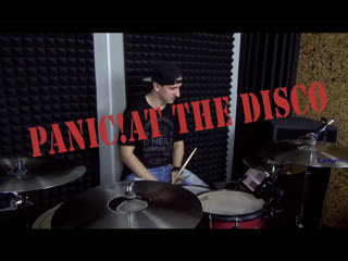 Panic!At the disco-Ballad of Mona Lisa (Drum cover)