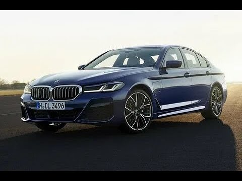 2021 BMW 5 Series – Interior and Exterior Details