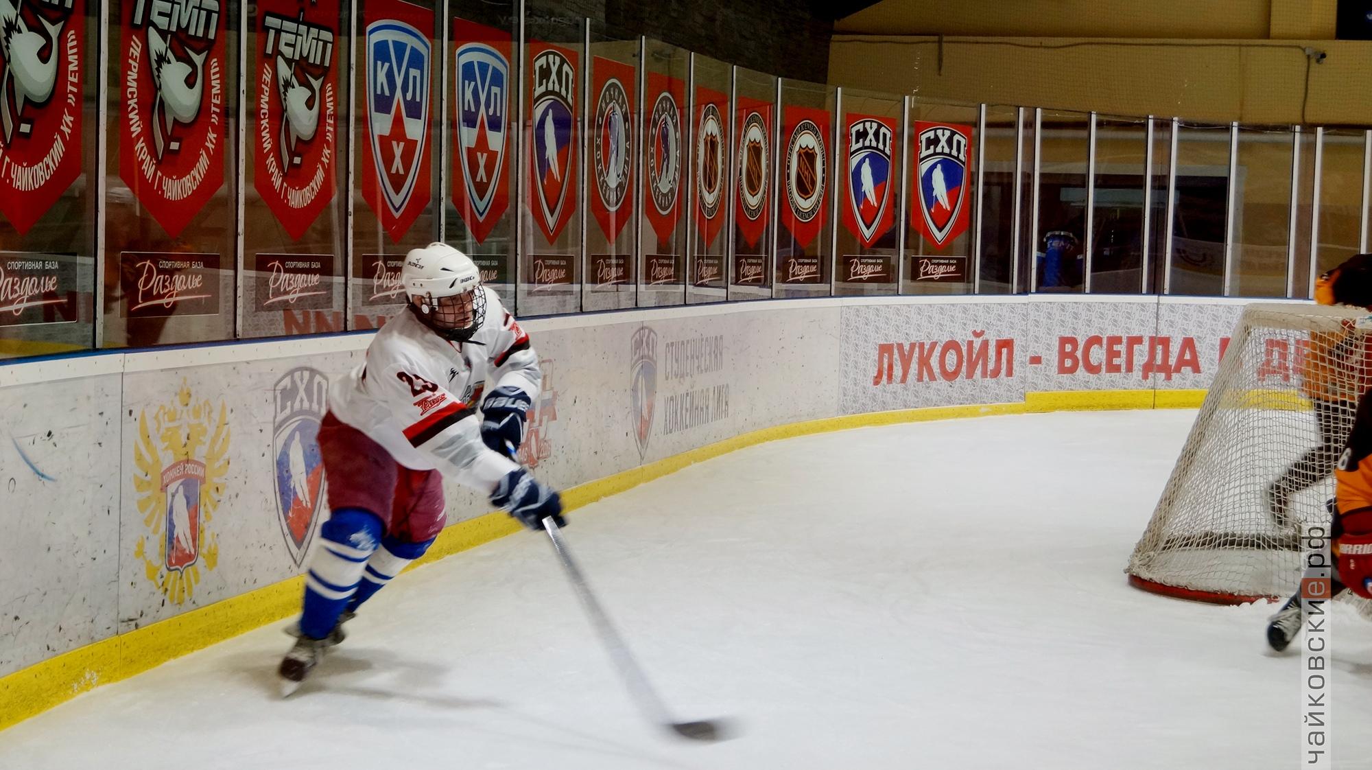нхл, чайковский район, 2020 год, хоккей