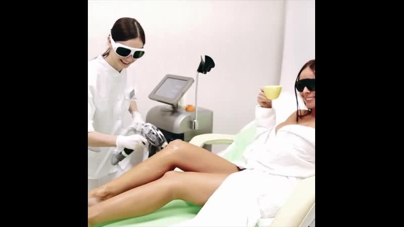 На что только не могут пойти женщины в стремлении избавиться от волос в нежелательных местах на теле! Добиться ощущения безупреч