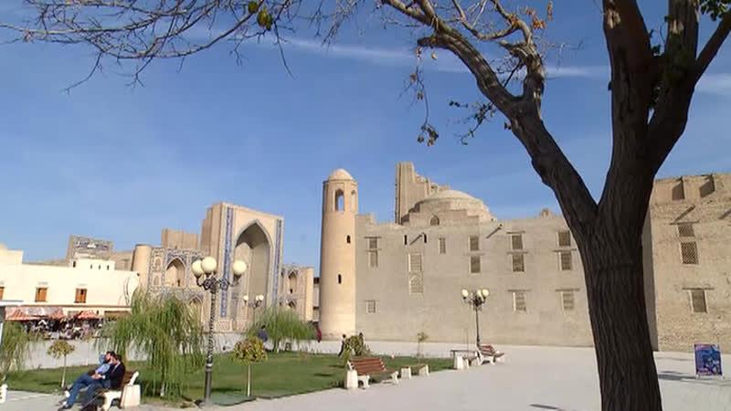 Депардье приехал в Узбекистан, чтобы рассказать миру о восточной сказке