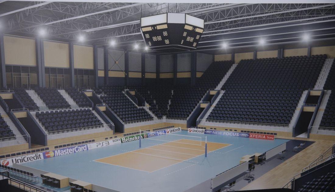 Под стройку волейбольного центра в Ярославле вырубят часть рощи