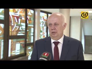 Мэр столицы Анатолий Сивак обратился к жителям Минска