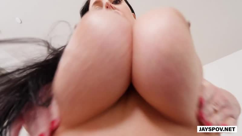 Angela White Is A Vixon With Huge Natural Tits
