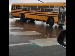 Дрифт на автобусе! NDNF
