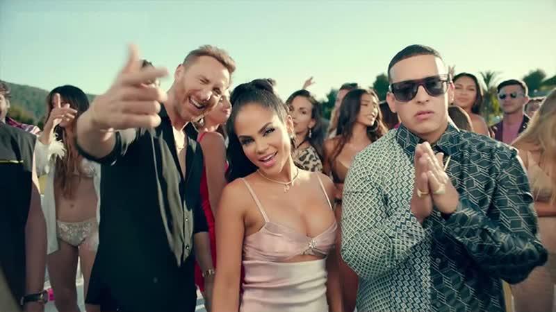 Dimitri Vegas Like Mike vs. David Guetta - Instagram (Official Music Video) (feat. Afro Bros x Natti Natasha ft. Daddy Yankee)