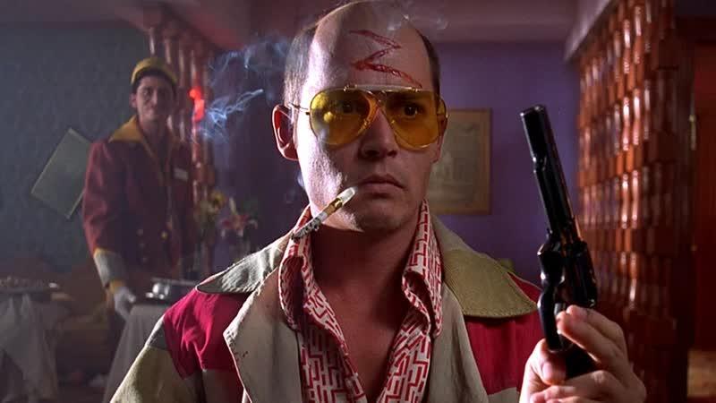 Страх и ненависть в Лас-Вегасе _ Fear and Loathing in Las Vegas. 1998 .720p. Пер