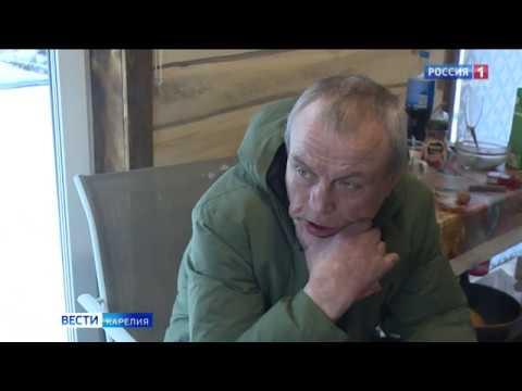 Предприниматели заняли озеро в Карелии и угрожают рыбакам оружием