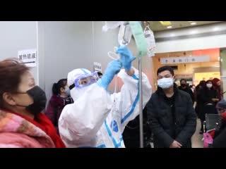 В китайской провинции Хубэй 25 новых летальных случаев