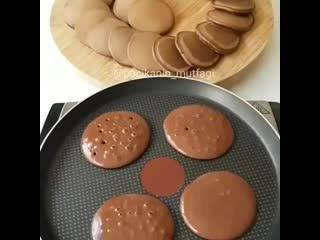 Женские Хитрости () Шоколадные панкейки