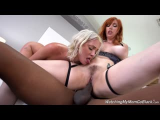 Lauren Phillips & Zoe Sparx (And Big Black Cock) [2020, Anal, 2 On 1, IR, ATM, MILF, Redhead, Cougars, Anal Creampie, 1080p]