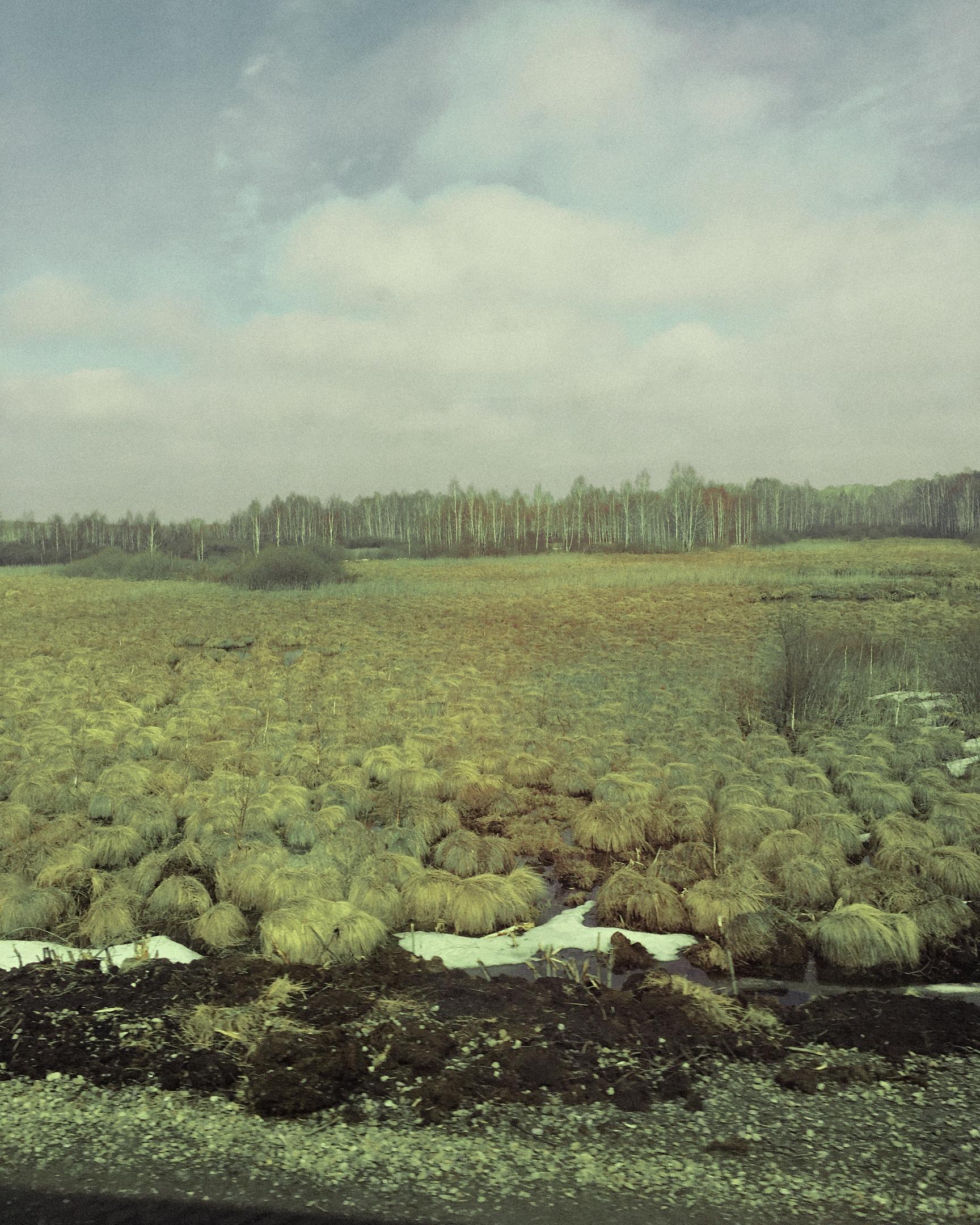 По дороге в Екатеринбург - Фото