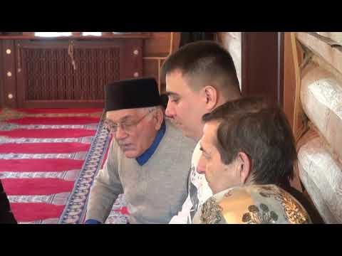 24 03 2017 в мечети Казан Нуры чтение 7 азанов