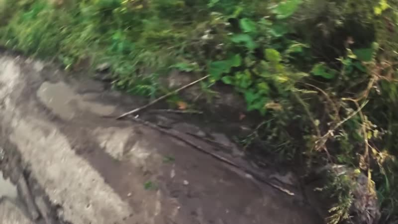 Проверим в поле и на плохих дорогах Mitsubishi Outlander Мицубиси Аутлендер тест драйв на ходу