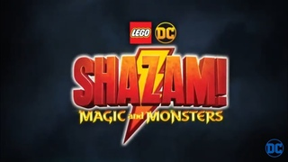 LEGO DC: Shazam! Magic and Monsters - Official Trailer