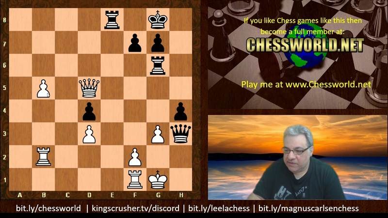 Amazing Chess Game Ian Nepomniachtchi vs Ding Liren World Championship Candidates 2020 Rd 6