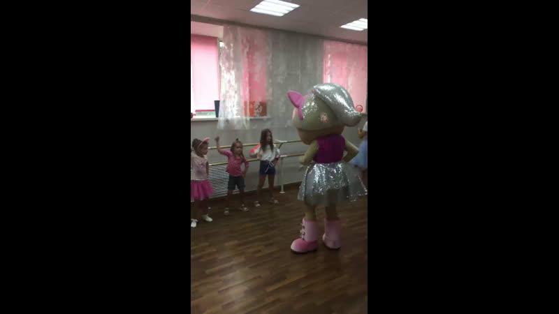 Live Студия маленьких балерин Фея Драже Ярославль