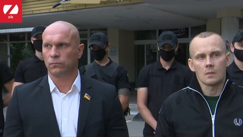 Представники Нацкорпусу здійснили напад на членів організації Патріоти За життя