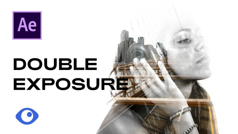 Double Exposure in True Detective's Title Sequence Style Adobe After Effects Tutorial