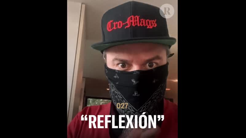 REVOLVER Magazine. Word of the Day with the Lonely Rager. Day 27. REFLEXIÓN