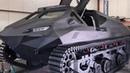 Электромобиль Шторм украинского производства будет представлен на выставке IDEX2021 в Абу-Даби