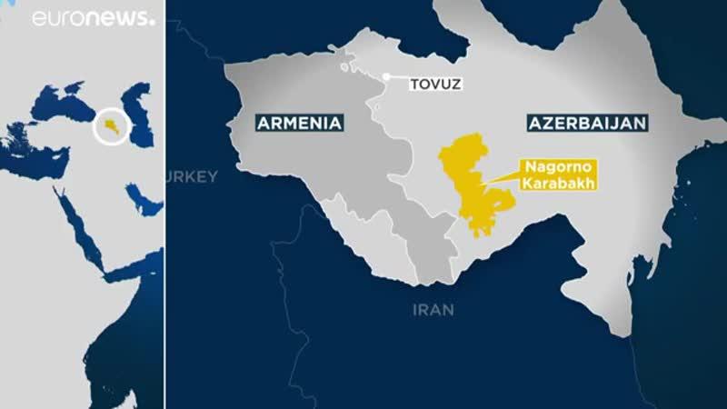 Grenzgefechte mit Armenien Türkei springt Aserbaidschan zur Seite