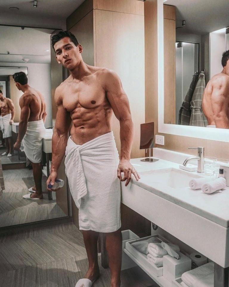Идеальный мужские тела