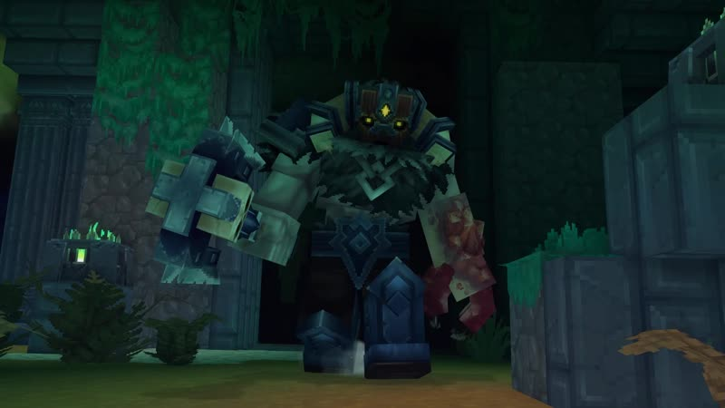Outlander Colossus Reveal