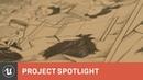 Manga artist Inio Asano creates atmospheric backdrops | Project Spotlight | Unreal Engine