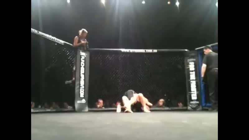 Nitro 5 Craig Lankester Fightcross MMA vs Greg Penaloza Integrated MMA Fairtex rd1