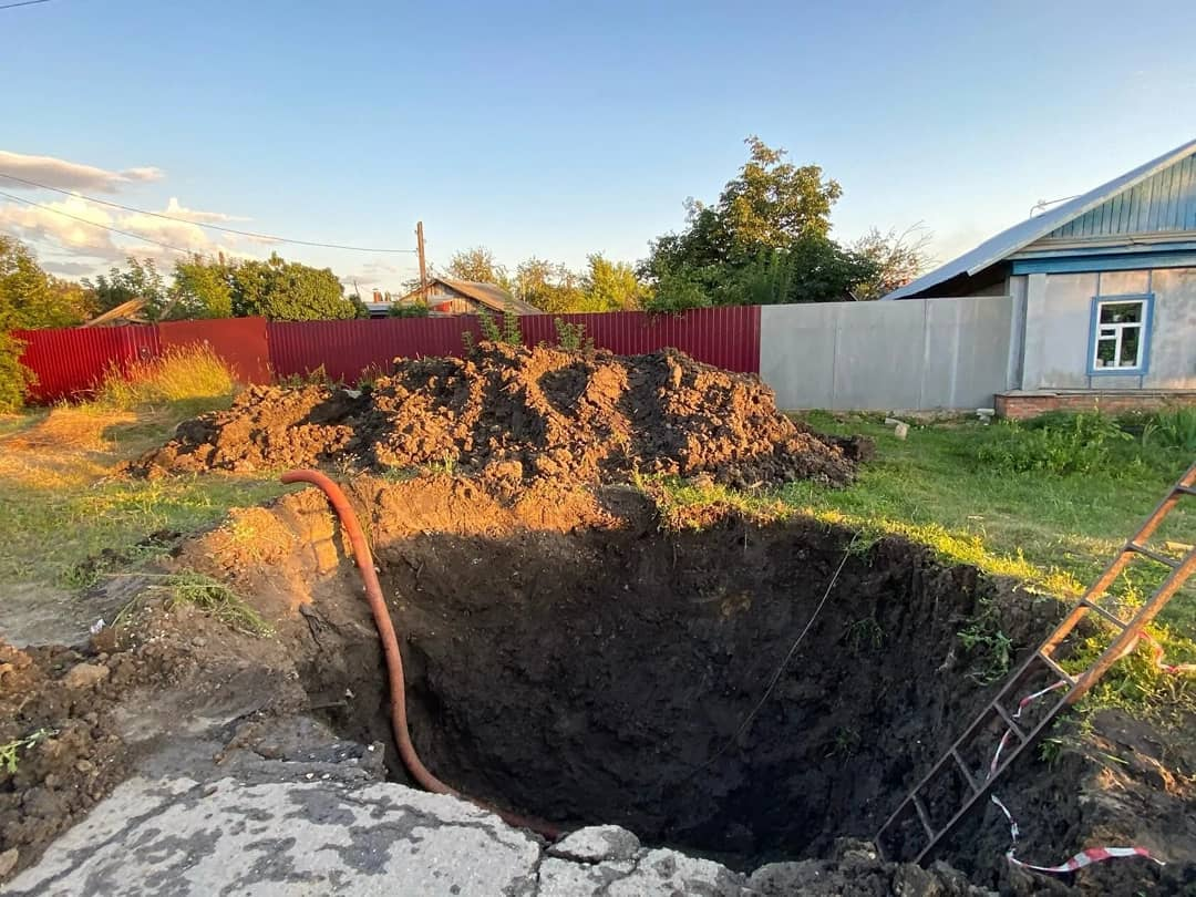 В центральной части Петровска из-за повторной коммунальной аварии до завтрашнего утра отключено водоснабжение