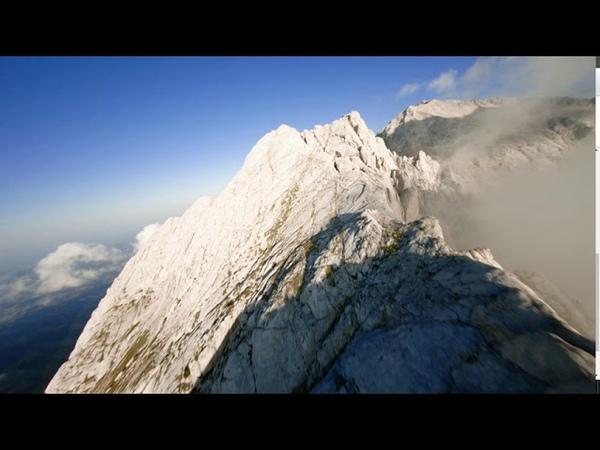 Скучный Long Range FPV Mountains of Italy GranSasso