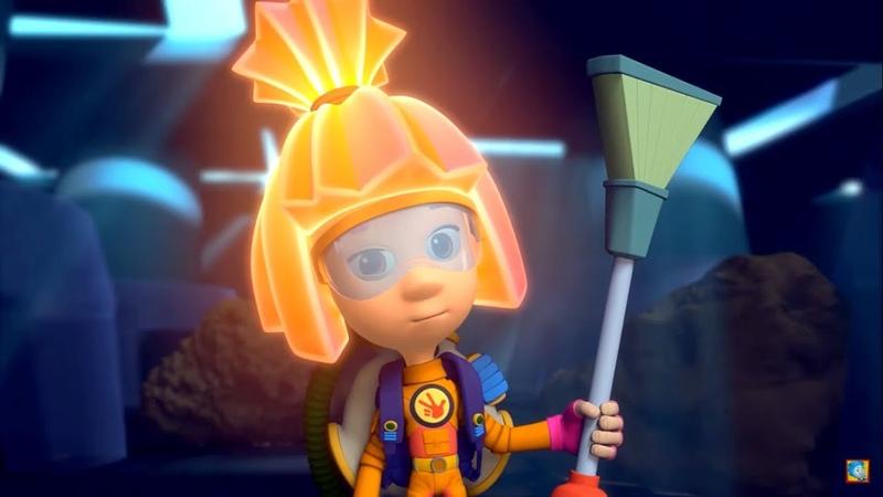 Zeichentrickfilme für Kinder Die Fixies Compilation