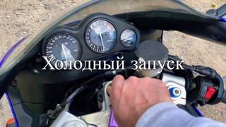 Yamaha YZF600R Thundercat из Европы