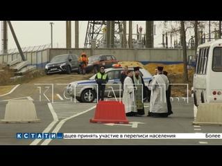 В Дивееве открыли новую объездную дорогу  Новую об...