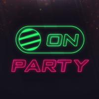 Логотип ONLINE PARTY / Вечеринки будущего в один клик