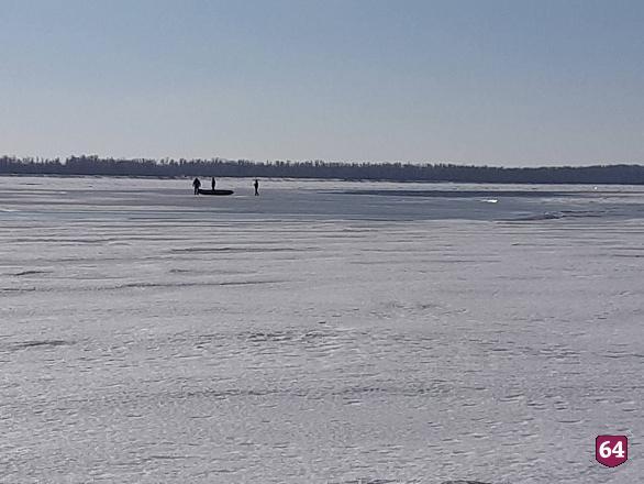 В Саратовской области двое детей погибли, провалившись под лёд