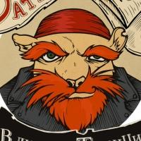 Логотип Bike-bar Датый Ондатр