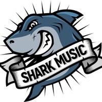 Логотип Shark Music - SMM и продвижение рок-музыки