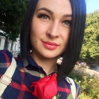 Фото Оксаны Кулахметовой ВКонтакте